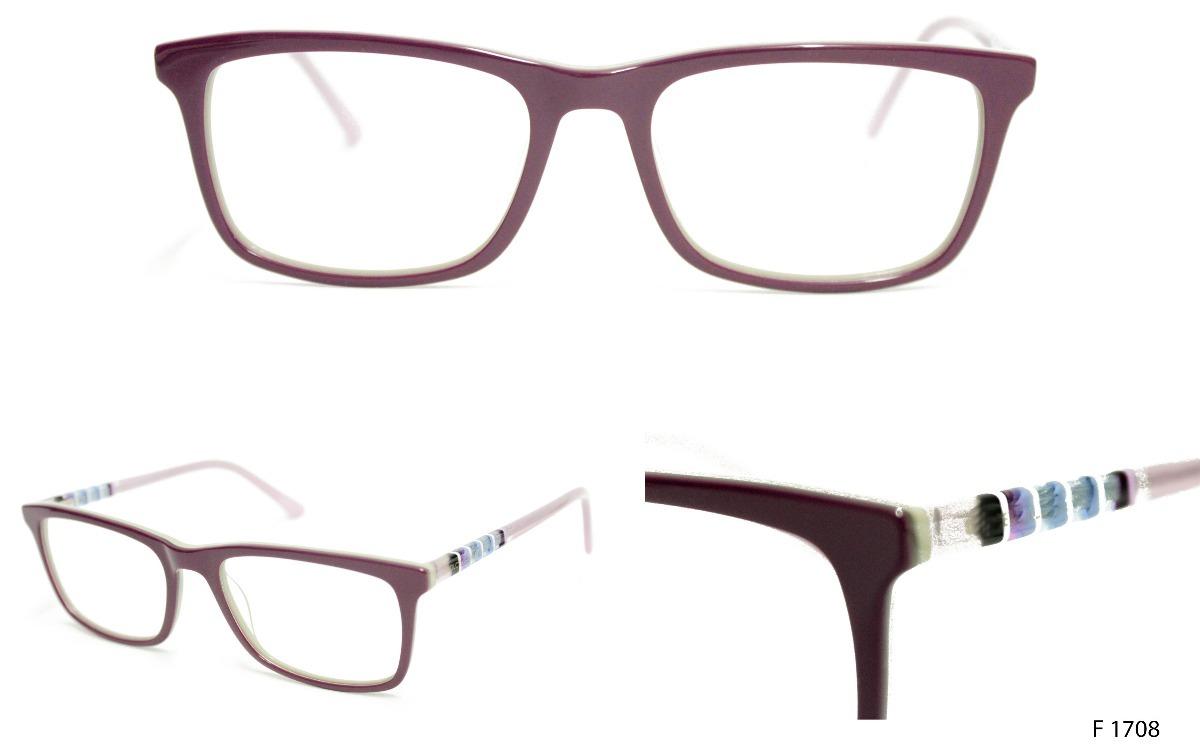 Monturas Importadas Lentes Marcos Gafas De Lujo Mujer + Env ...