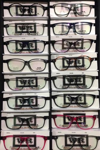 monturas para lentes correctivos