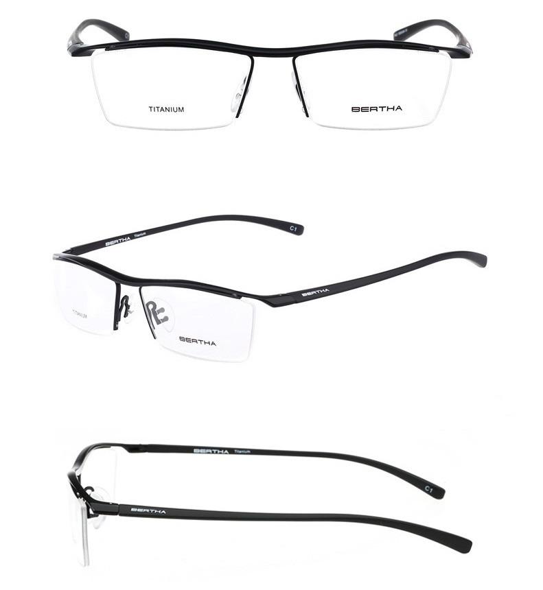 Monturas Titanio Gafas Marco Lentes Oftalmicos Opticos Marco ...
