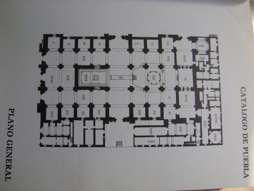 monumentos historicos muebles catedral de puebla, 2 tomos.