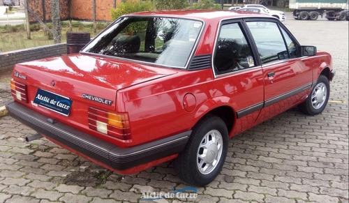 monza sl/e 1985 faseii 1.8 vendido todo original