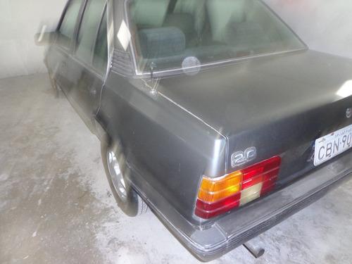 monza sle 1990 2: dono gasolina 4 portas