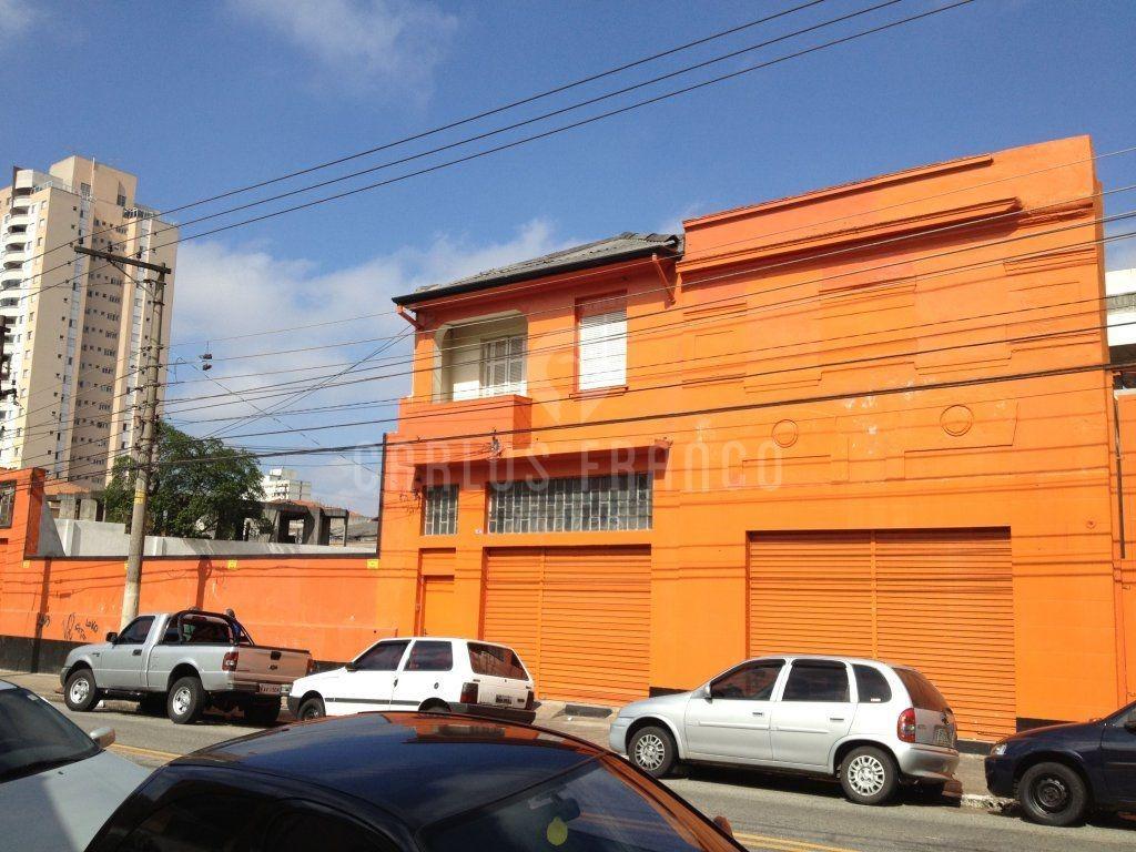 mooca: galpão para venda e locação - cf12060