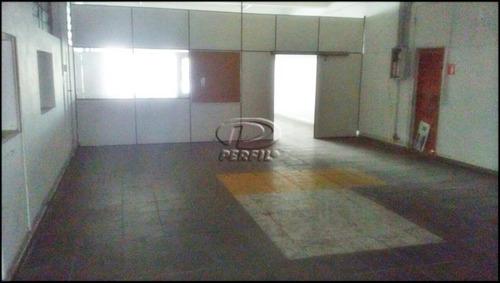 mooca - prédio comercial - 750m² - 20 vagas - pc526