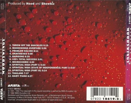 moodswings - moodfood cd importado en impecable estado envio