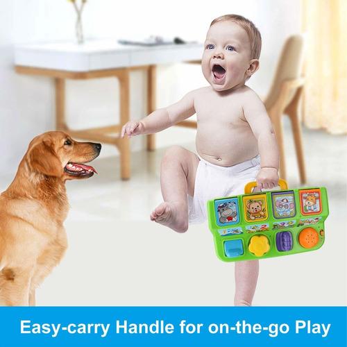mooncastle - juguete interactivo para niños y niñas mayor