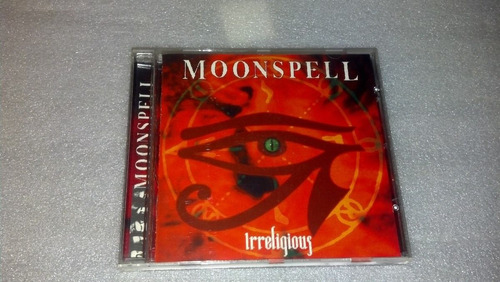 moonspell  irreligios  made in u.s.a.