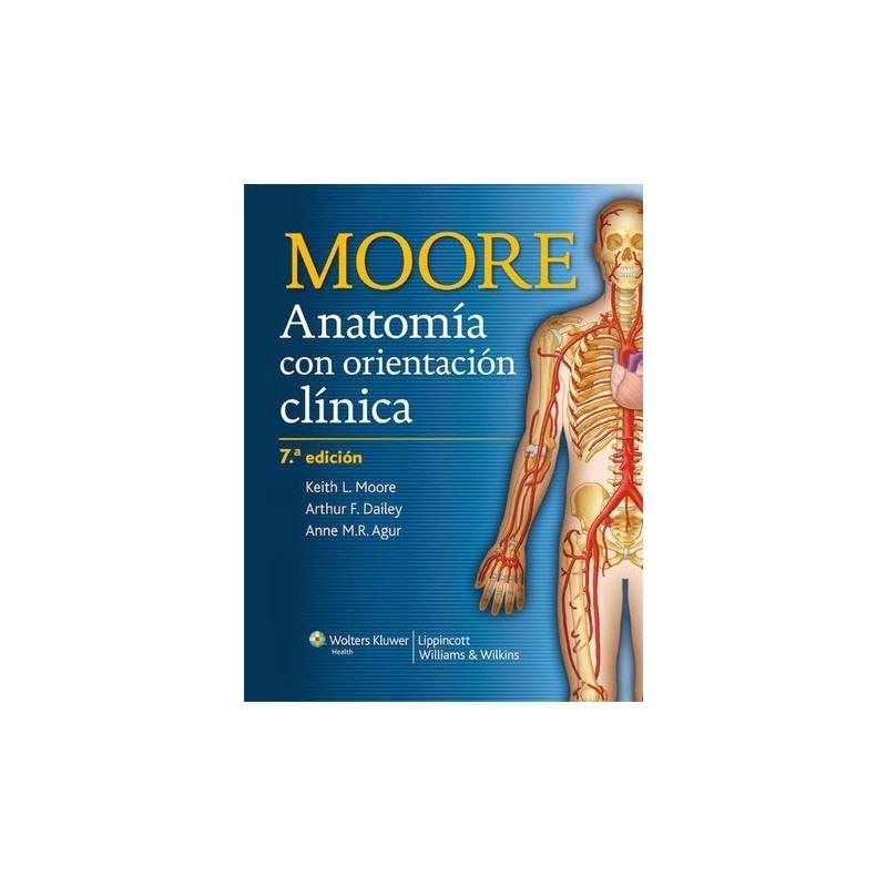 Moore Anatomia Con Aplicacion Clinica 7na Edicion Pdf - $ 4.500 en ...