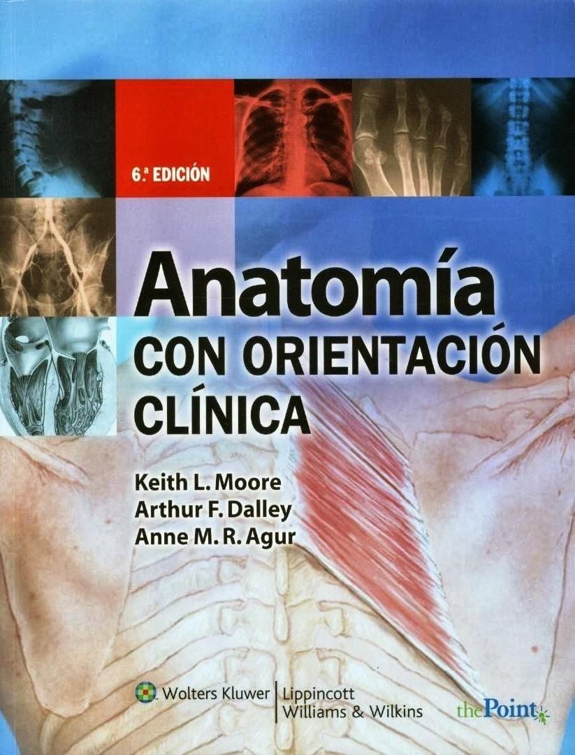 Moore Anatomía Con Orientación Clínica 6ta Edición - $ 6.000 en ...