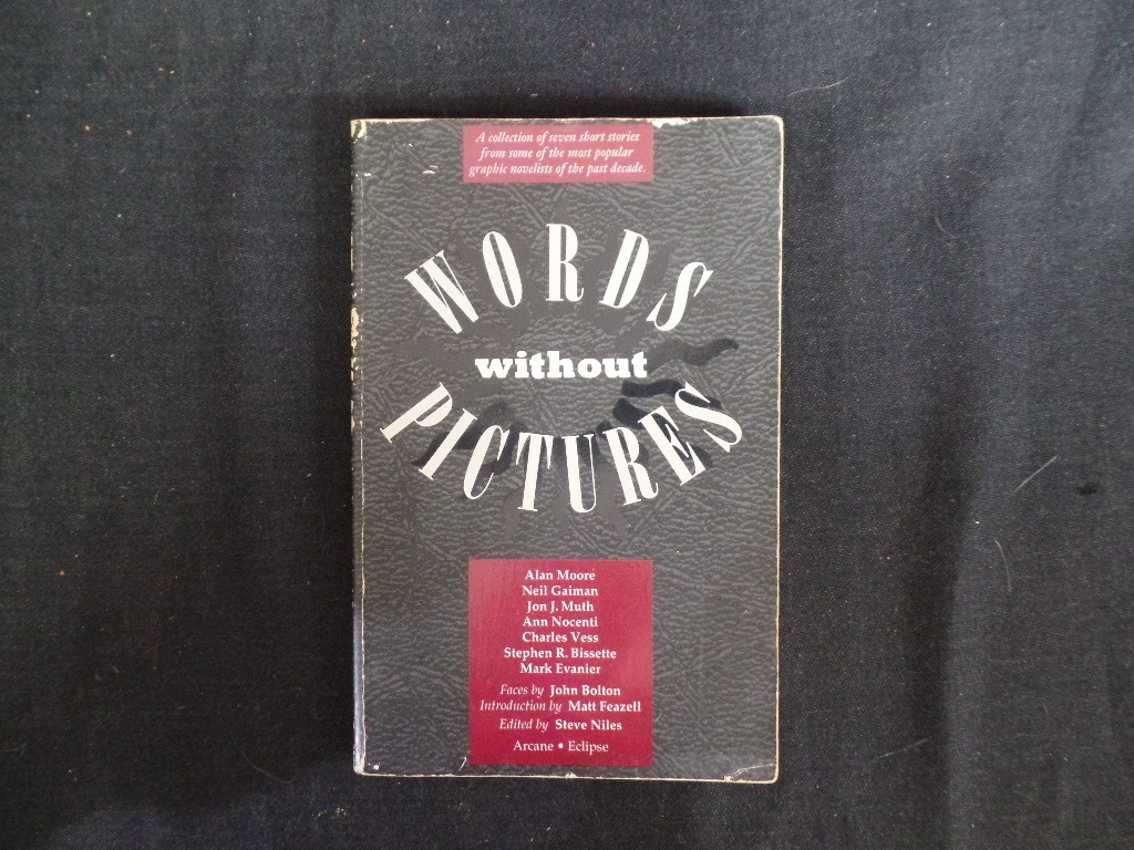 Moore / Gaiman / Muth / Nocenti - Words Without Pictures