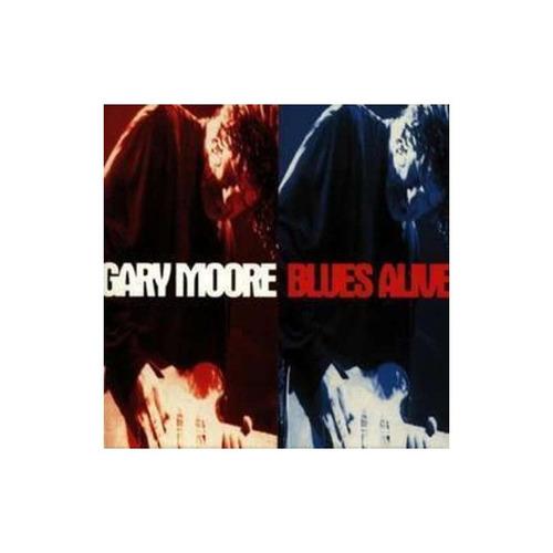 moore gary blues alive importado cd nuevo
