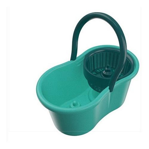 mop giratório balde 360 flashlimp esfregão microfibra 12l