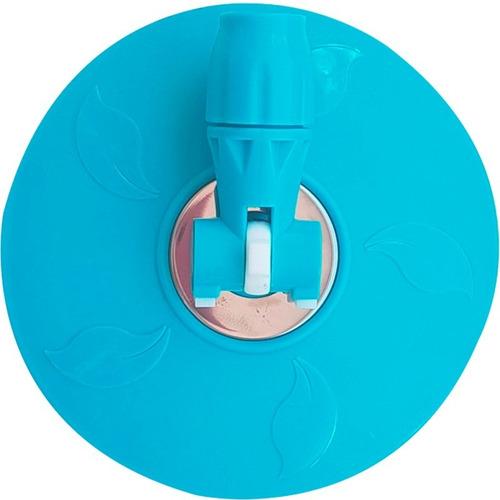 mop giratório esfregão 7 l 380001 perfect + refil extra