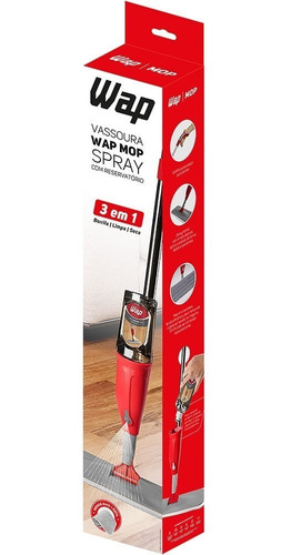 mop spray com reservatório 460ml fw006127 wap
