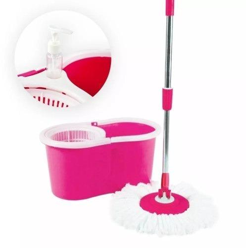mopa giratoria 360º b-fresh + spraymop baño y cocina rebajas