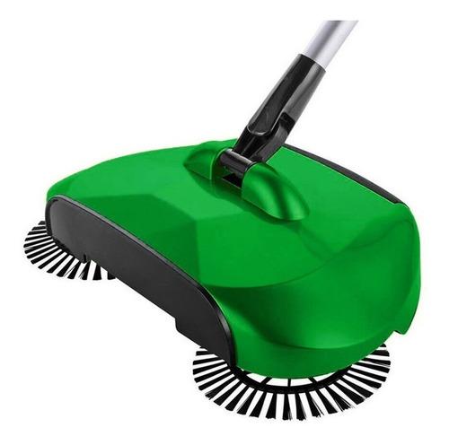 mopeadora de cepillos - spin magic broom - escoba aspiradora