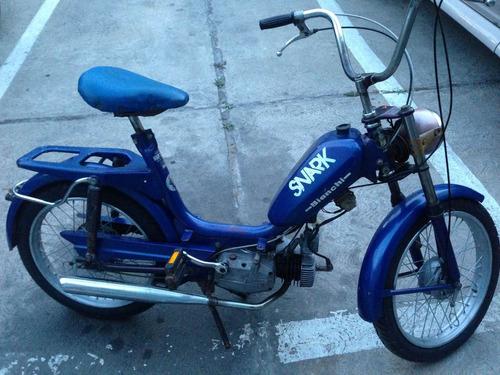 moped snark bianchi vintage italiana 1977