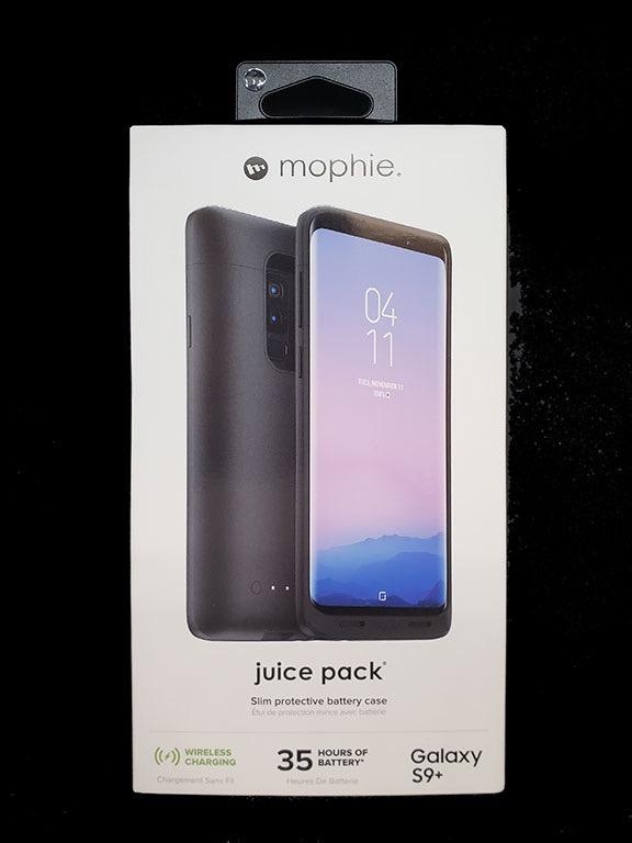 hot sale online 8397a 922bd Mophie Juicepack | Galaxy S9 Plus