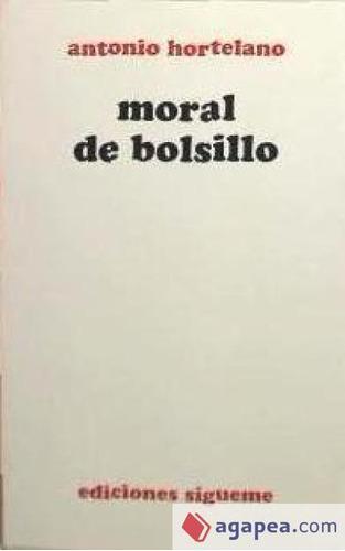 moral de bolsillo(libro teología moral)