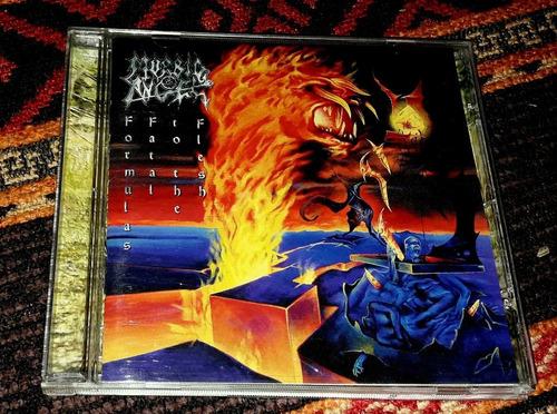 morbid angel - 4 cd+1 - blessed+covenant+formulas+illud divi