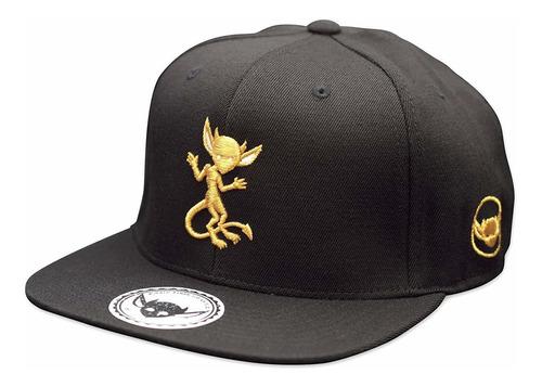 morbid fibra oro negro imp snapback sombrero calle estilo