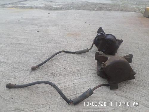 mordazas f/150 con mangueras de frenos y cilindros