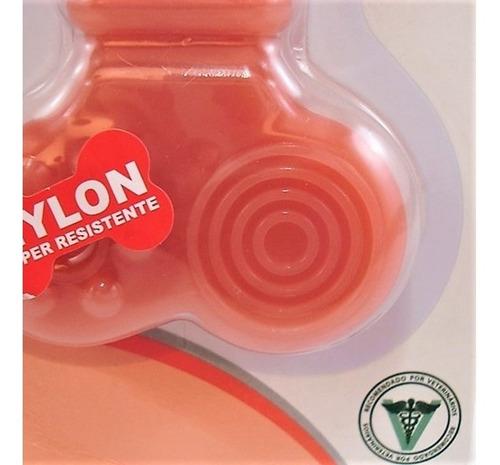 mordedor durabone nylon duraflat mordida extraforte até 15 kg