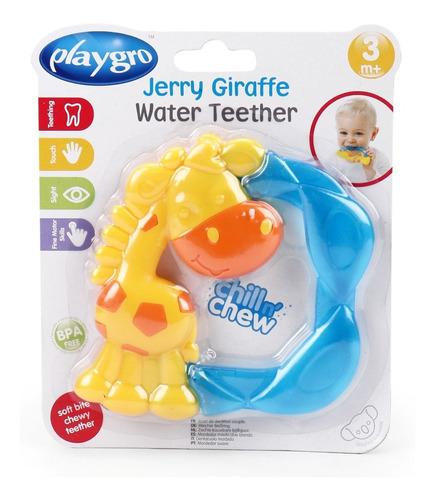 mordillo bebe refrigerante jirafa jerry playgro babymovil