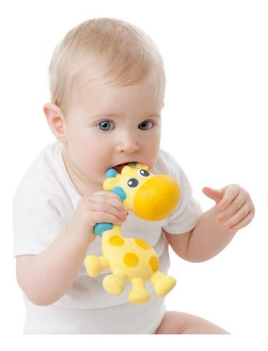 mordillo para bebe jerry la jirafa playgro