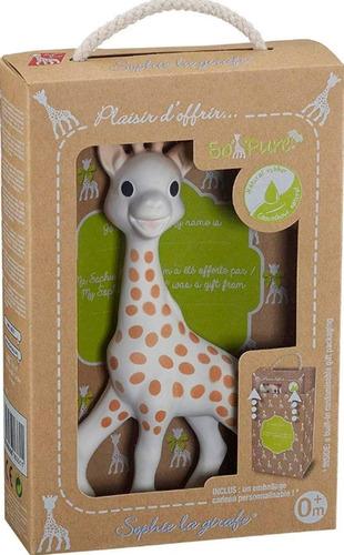 mordillo sophie la jirafa línea so pure babymovil full