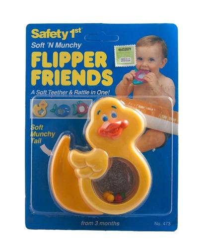 mordillos en forma de pececitos - safety 1st