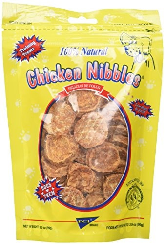 mordiscos de mama pet center dpc natural de pollo para los