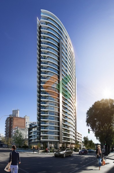 more buceo la torre residencial más alta de la costa.- ref: 7527