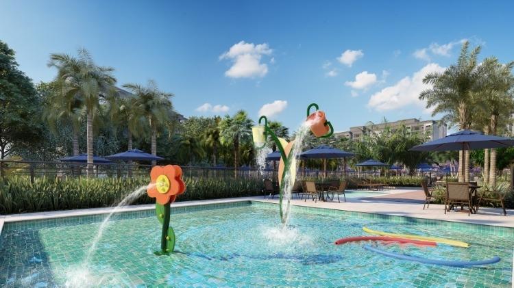 more no primeiro parque resort de sp