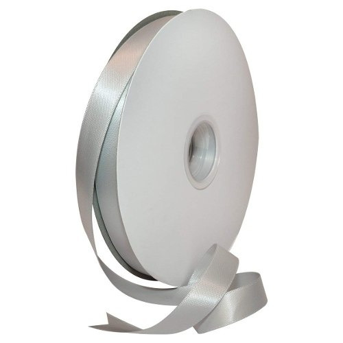 morex ribbon 08816/00-007 double face satin polyester ribbon