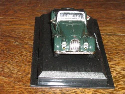morgan 4 plus miniatura de carro na caixa original