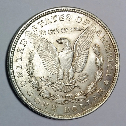 morgan dólar de plata 1921 usa