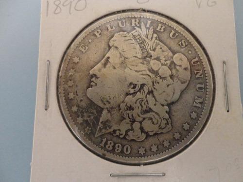 morgan dollar 1890
