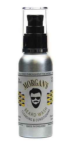 morgans beard wash 100ml