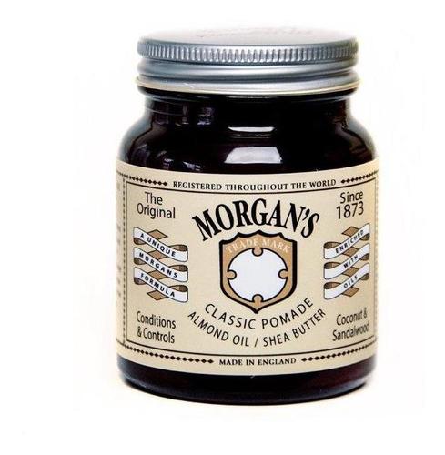 morgans classic pomade almond oil/ shea butter 100gr