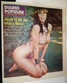 Moria Casan Isuplemento Espect Del Diario Popular Año 1982