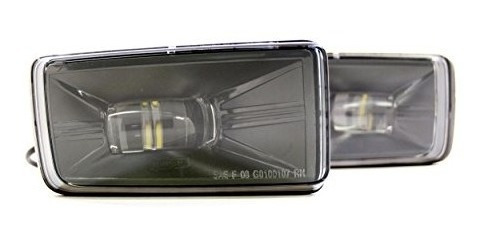morimoto tipo c xb led negro led niebla luz , 2 paquete