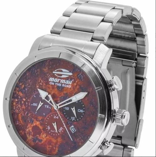 fdc9d5f629252 Relógio Mormaii Masculino Original Mojp25am 3m Imperdível - R  300 ...