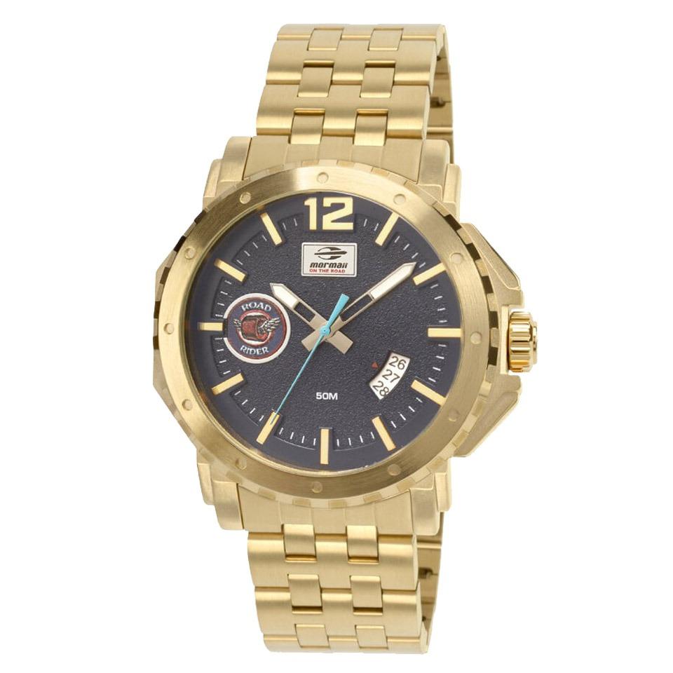 a6982941c9e70 Relógio Mormaii On The Road Masculino Mo2315aaq 4a - R  332,99 em ...