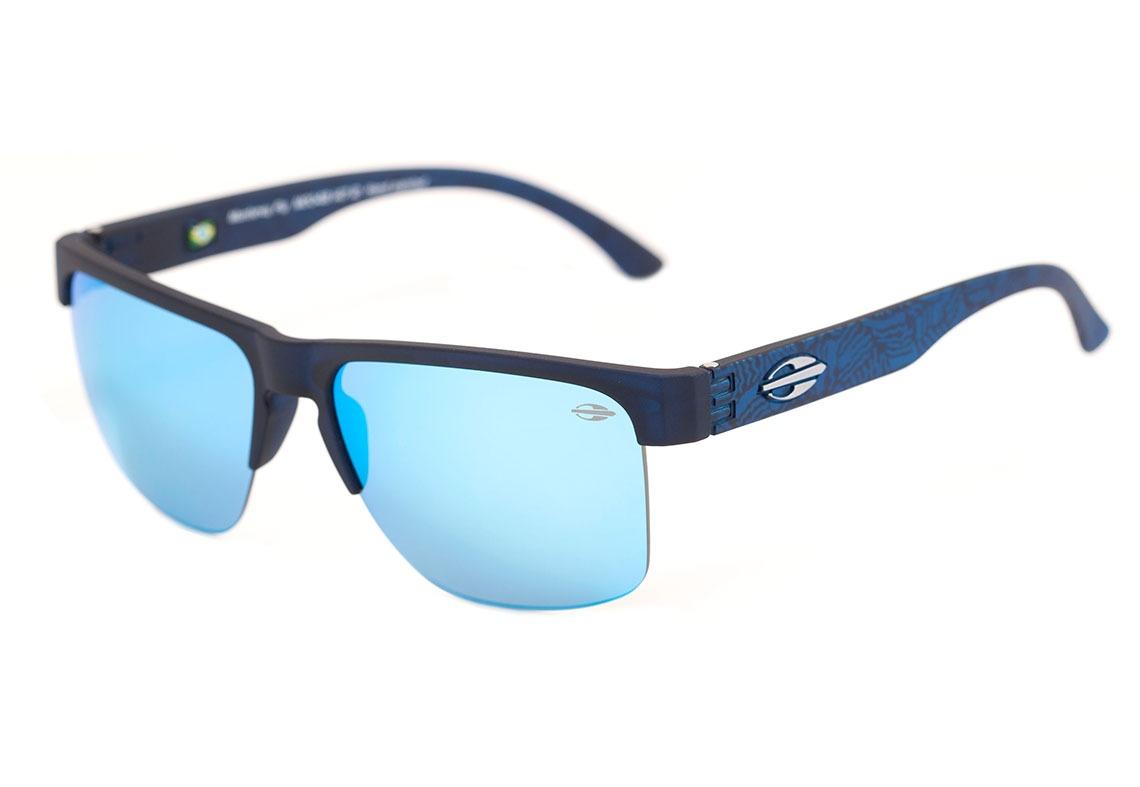 Mormaii Monterey Fly - Óculos De Sol Azul Fosco  Azul - R  137,90 em ... b8977c8fcf