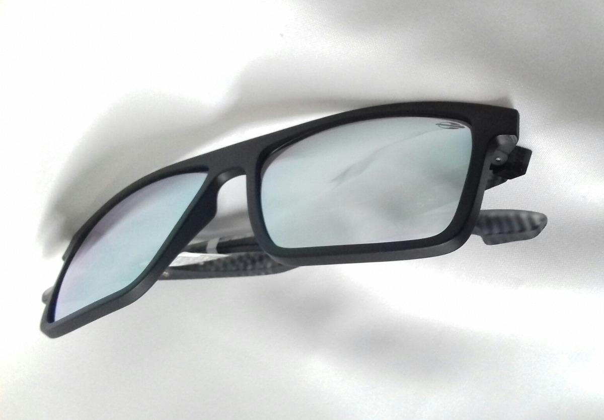 763f2ccdb Carregando zoom... óculos mormaii banks preto fosco espelhado sol monterey  prat