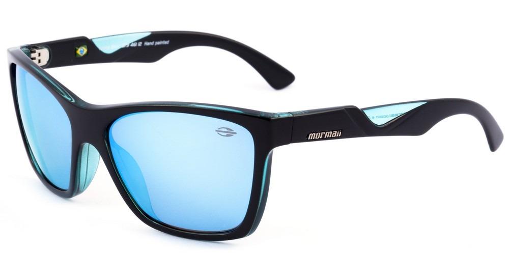 mormaii venice beat - óculos de sol preto e azul  azul. Carregando zoom. 5a33de0015