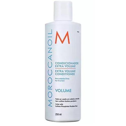 moroccanoil - condicionador extra volume