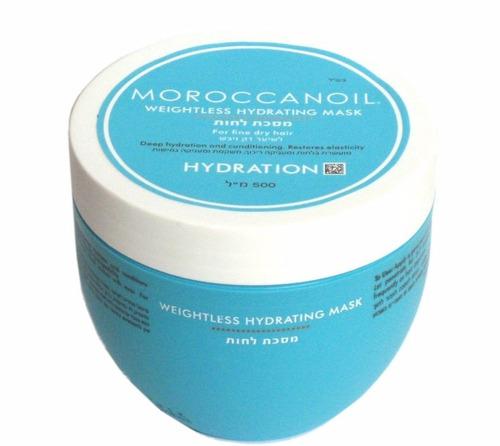 moroccanoil  máscara light 500ml  pronta entrega!!