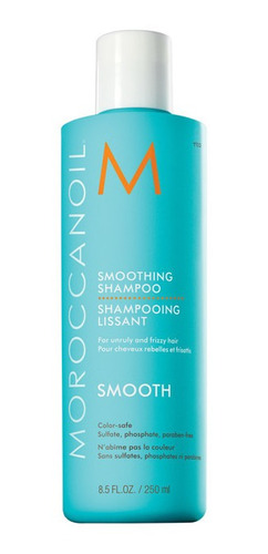 moroccanoil shampoo smooth x 250ml